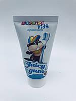 Детская зубная паста Juicy Gum, 50 мл, Biosense