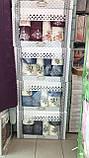 Набор люксовых махровых полотенец  6 штук в подарочной упаковке Турция, фото 2