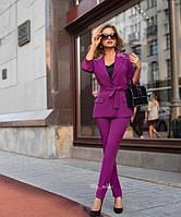 Женский стильный костюм, красивый костюм, фото 1