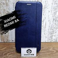 Чохол книжка для Xiaomi Redmi 8A Gelius Leather Синій