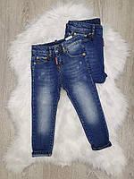 Дитячі зауженые джинси на хлопчика