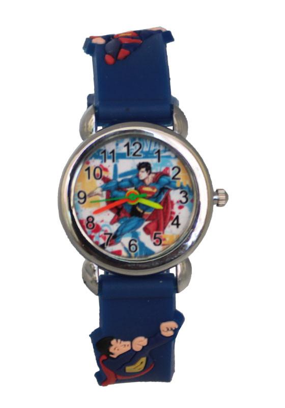 Годинники наручні дитячі для хлопчиків SUPERMAN