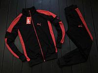 Спортивный костюм мужской Puma Трансформер Серый, 1587731342
