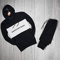 Спортивный мужской костюм Calvin Klein Черный