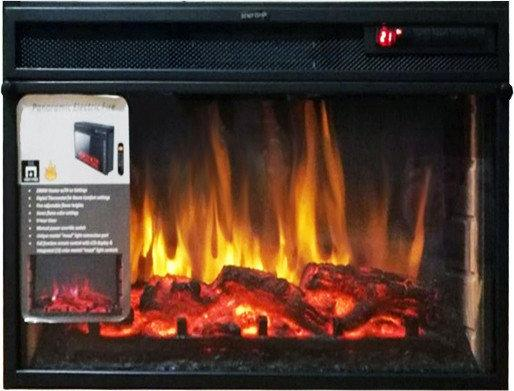 Электрический камин Bonfire JREC2024AS, (025-0025)