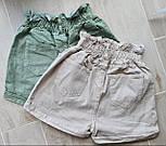 Женские летние коттоновые шорты на резинке 792629, фото 5