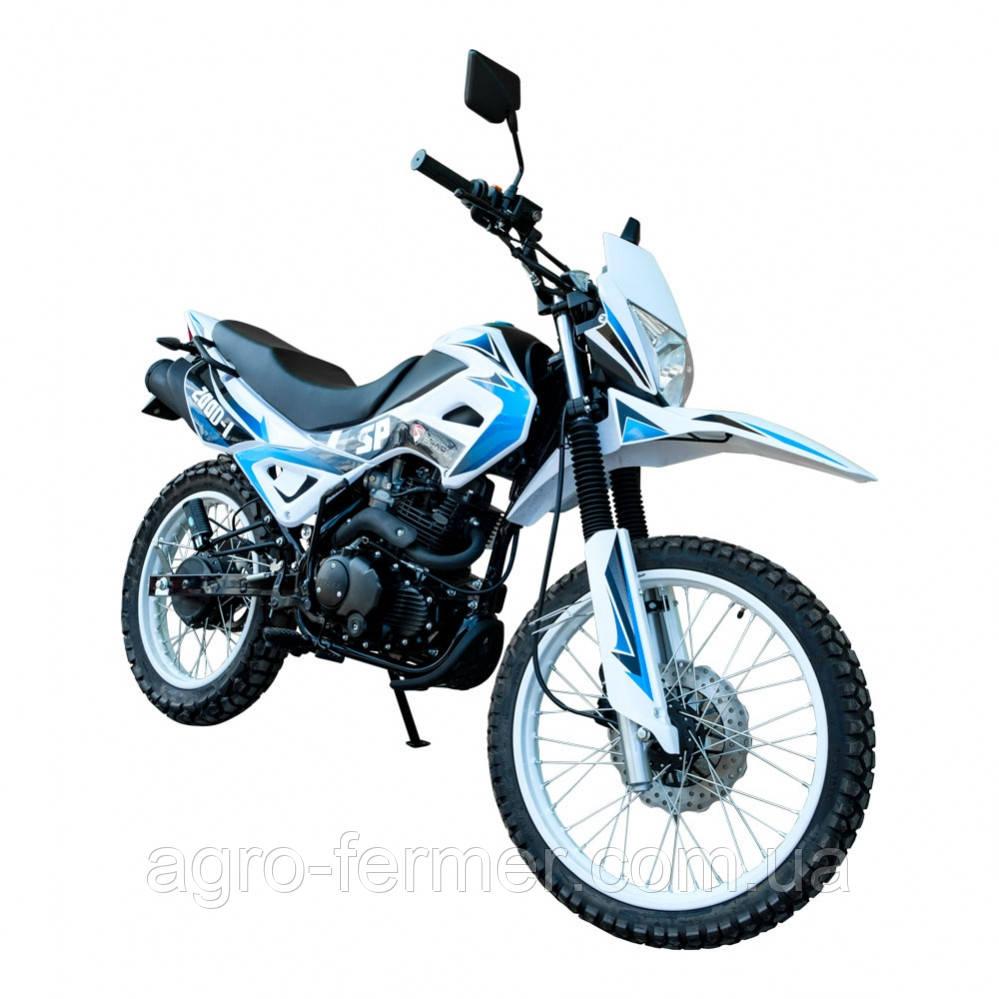 Мотоцикл Spark SP200D-1 (бесплатная доставка)