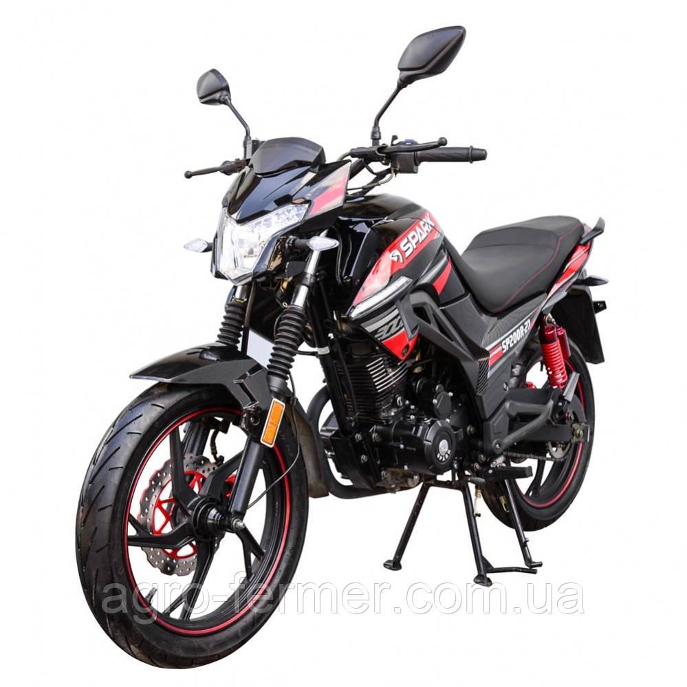 Мотоцикл Spark SP200R-27 (бесплатная доставка)