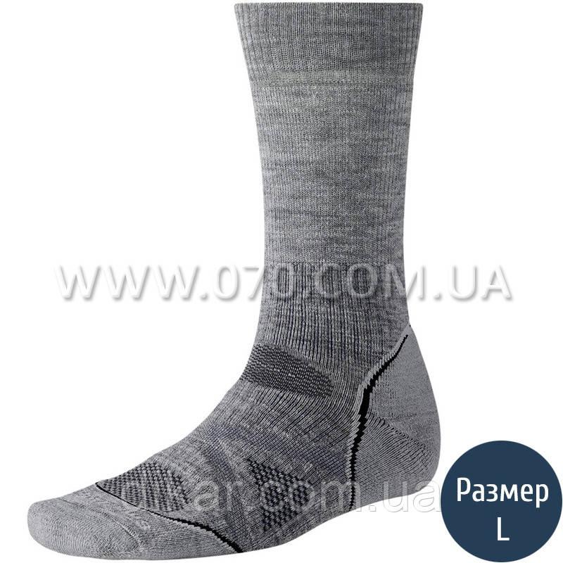Носки мужские SMARTWOOL PHD Nordic Medium, серые (р.L)