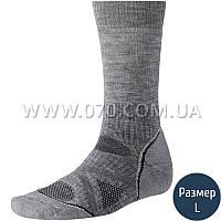 Носки мужские SMARTWOOL PHD Nordic Medium, серые (р.L), фото 1