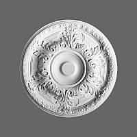 Потолочная розетка R18, диаметр 49см, фото 1