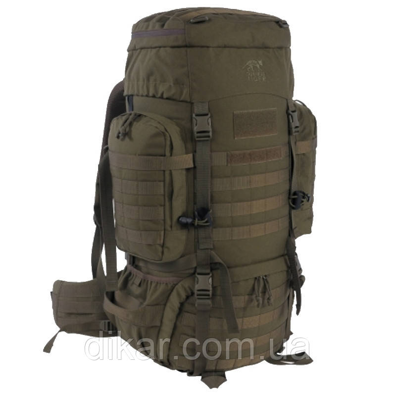 Рюкзак Tasmanian Tiger Raid Pack MKIII (45л), зеленый