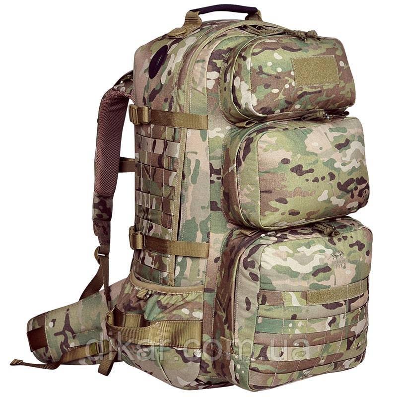 Рюкзак Tasmanian Tiger Trooper Pack MC (45л), камуфляжный