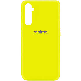 Чохол Silicone Cover My Color Full Protective (A) для Realme 6