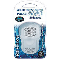 Мыло туристическое SEA TO SUMMIT Wilderness Wash Pocket Soap