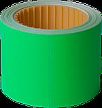 Цінник 50*40мм (100шт, 4м) прямокутний, зовнішня намотування, фото 2
