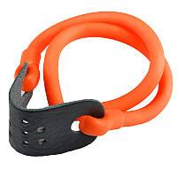 Резинка для рогатки Man Kung TR-O, оранжевая