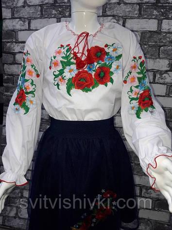 Вышиванка для девочки, фото 2