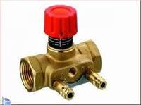 Клапан запорно-измерительный ASV-I