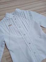 Школьная блузка Ромина с длинным рукавом ТМ Сьюзи