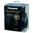 Наушники PANASONIC RP-HTF295E-K, фото 2