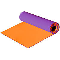 Каремат Senat Eva-Fit (1900х650х6мм), фиолетовый/оранжевый