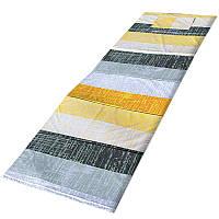 2 в 1 - коврик для пикника + сумка Senat Holiday (1630х520х90мм, молния), летний узор