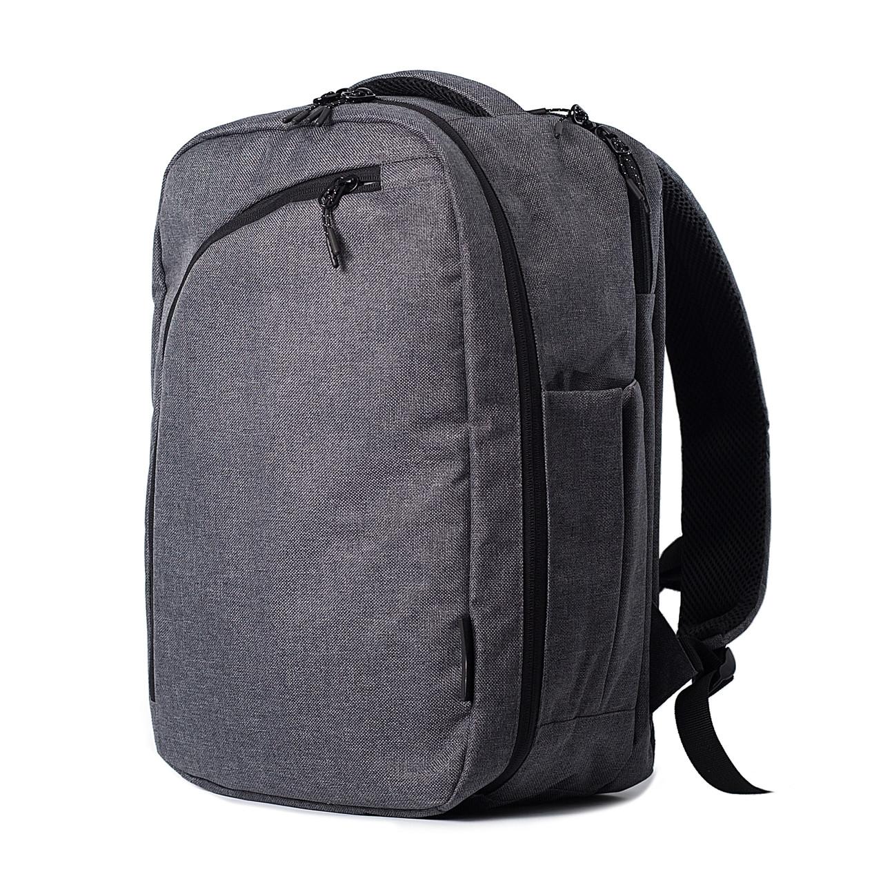 Городской рюкзак для ноутбука Wasco Gen Fly 40x25x20 Графит