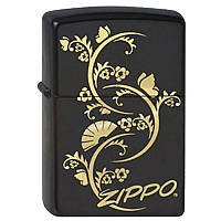 Зажигалка Zippo Floral Fan, 218.907, фото 1