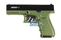 Стартовый пистолет Retay G 17 olive, фото 1