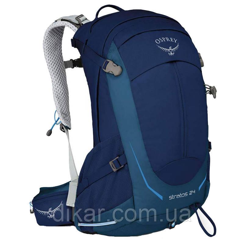 Рюкзак Osprey Stratos (24л), синий