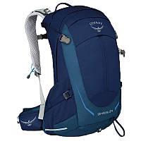 Рюкзак Osprey Stratos (24л), синий, фото 1