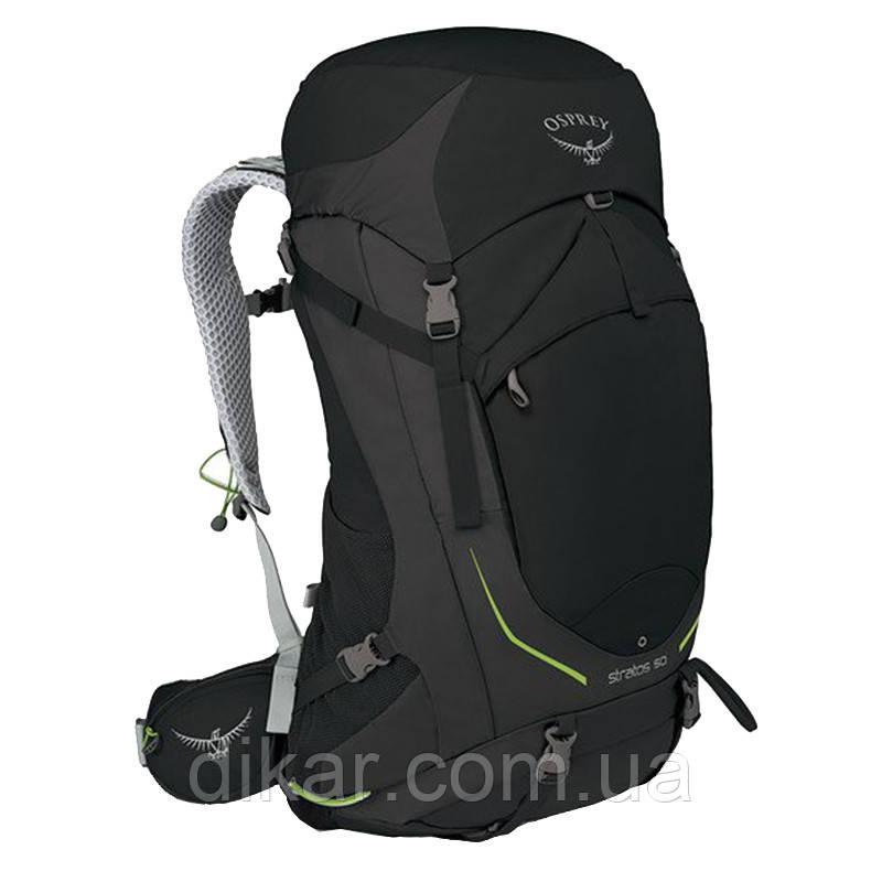 Рюкзак Osprey Stratos 50 (47л, р.S/M), черный