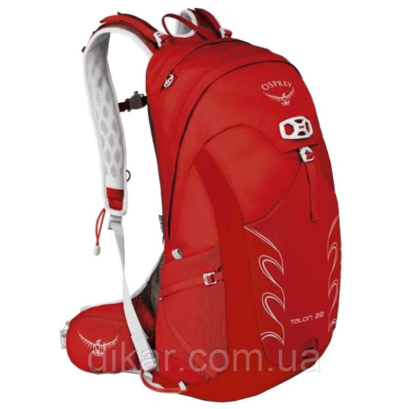 Рюкзак Osprey Talon 22 (20л, р.S/M), красный