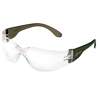 Окуляри тактичні Crosman 0475C з прозорими лінзами, чорні