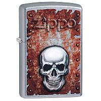 Зажигалка Zippo Rusted Skull Design, 29870, фото 1