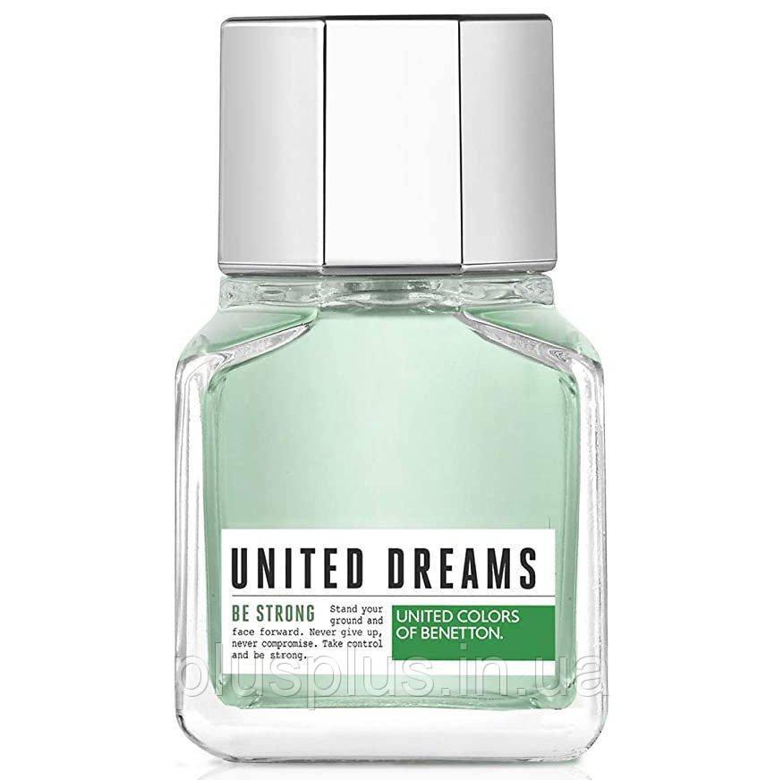 Туалетная вода Benetton United Dreams Be Strong для мужчин  - edt 100 ml tester