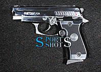 Стартовий пістолет Retay F29 chrome, фото 1