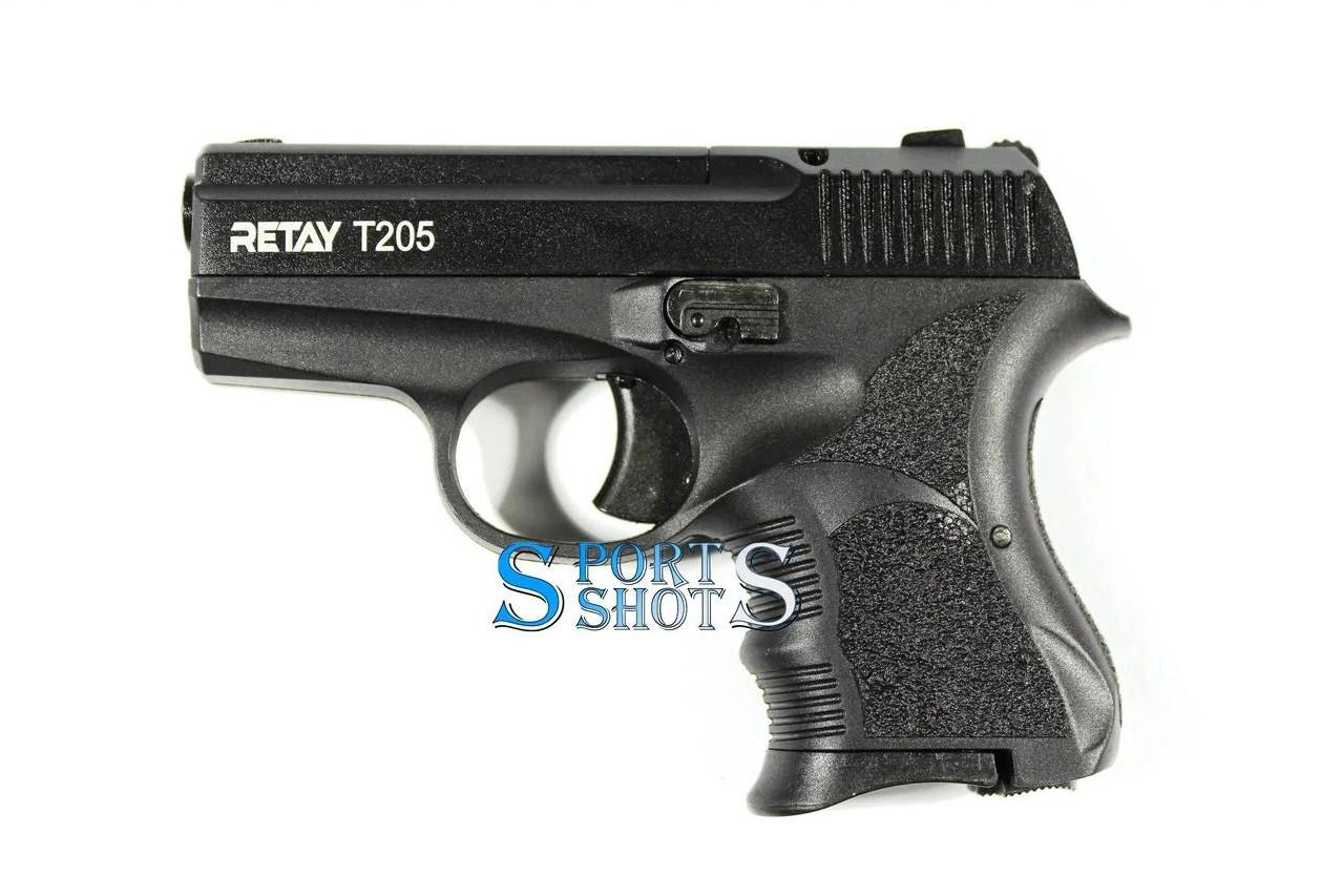 Стартовий пістолет Retay T205 Black