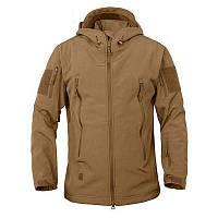 Куртка Soft Shell (р.S), койот