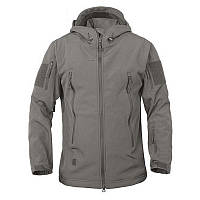 Куртка Soft Shell (р.XXL) серая