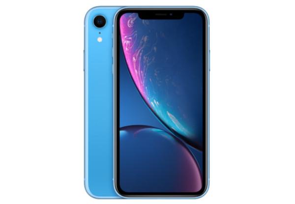Смартфон iPhone XR 3/64gb Blue Dual Sim Apple A12 2940 мАч
