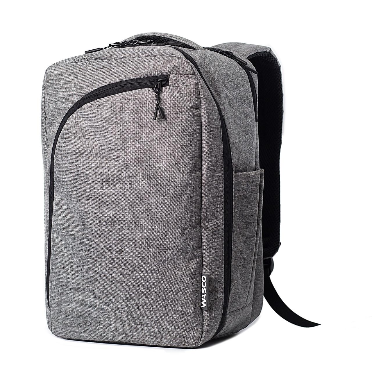 Городской рюкзак для ноутбука Wasco Gen Fly 40x25x20 Серый
