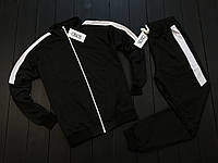 Мужской спортивный костюм без капюшона весна/осень, реплика, фото 1