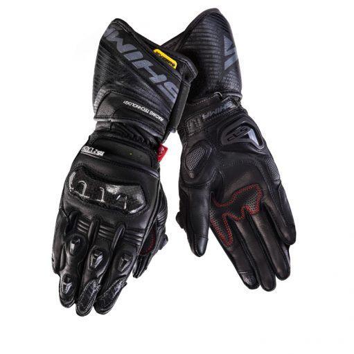 Мотоперчатки Shima RS-2 Black Lady