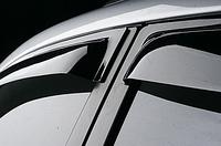 Дефлекторы окон Chery A13 Bonus sedan 2011 ветровики Чери А13 Бонус седан