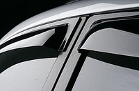 Дефлекторы окон Skoda Octavia A5 2009 ветровики Шкода Октавиа А5 2009