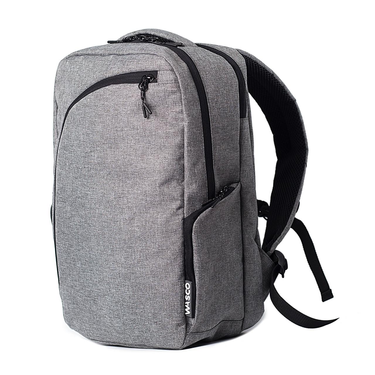Городской рюкзак для ноутбука Wasco Gen Серый