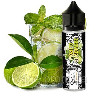Жидкость для электронных сигарет SolubArome Mojito concombre (Огуречный мохито) 60мл