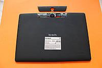 BRAVIS NB106 3G Задняя панель корпуса черная
